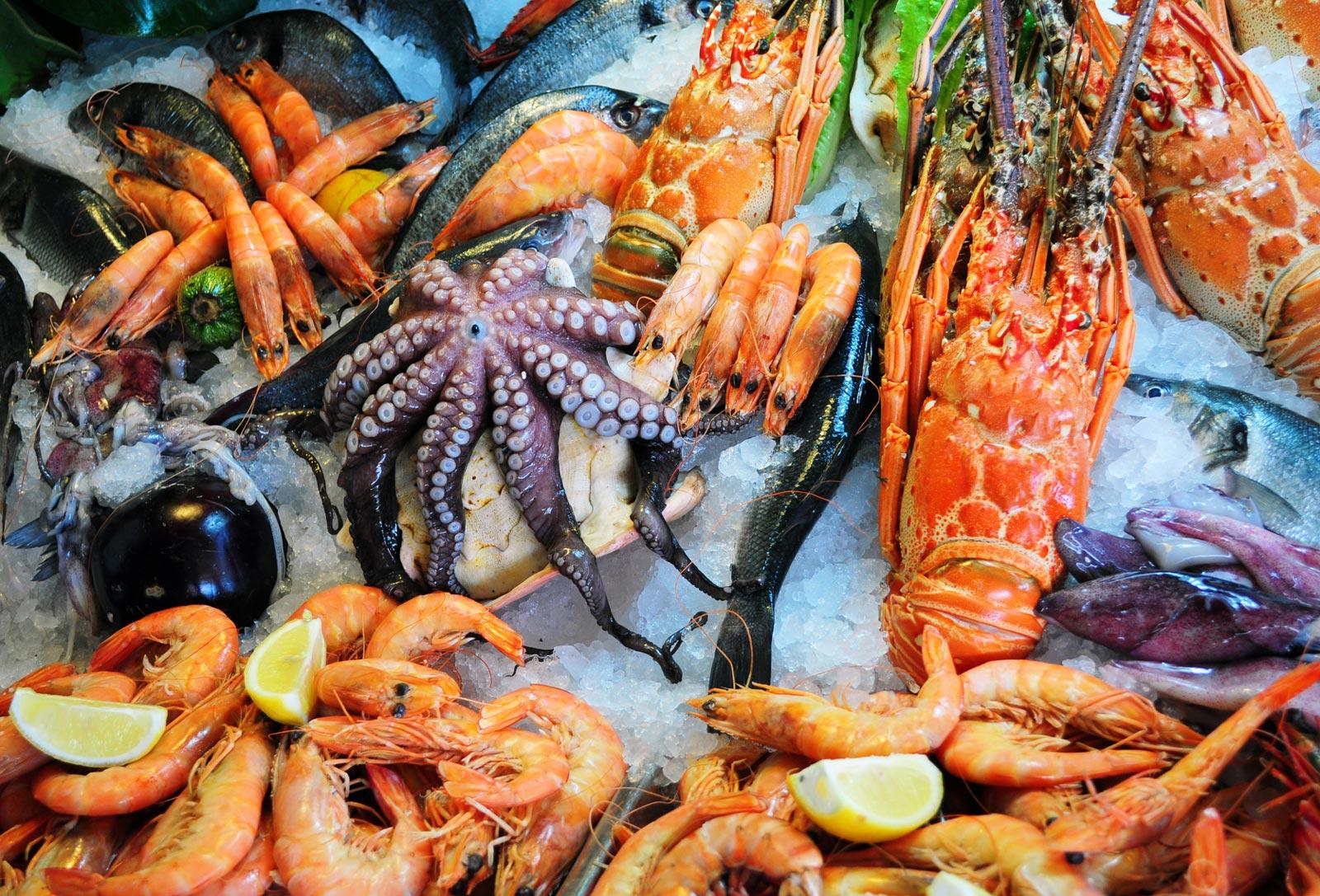 Pescados y Mariscos Angelito