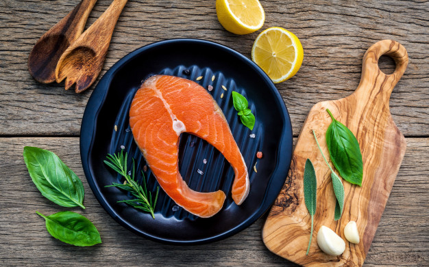 Dieta para adelgazar con pescado y no pasar hambre - Pescados y Mariscos Angelito